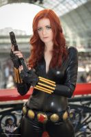 Black Widow - Reload! by faramon