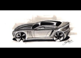 Sketching cars II by cheetor182