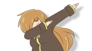 MLG Dab by MagicalPouchOfMagic