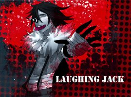 Laughing Jack 2 : creepy pasta by ichimatsu14