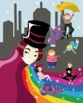Willy Wonka by Kimi-mo