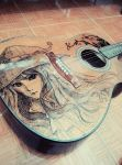 my guitar by harrynanashi
