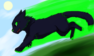 Speed by Bloodshadewolves