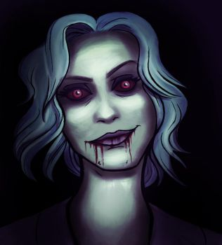 Izombie by sugapiessofly