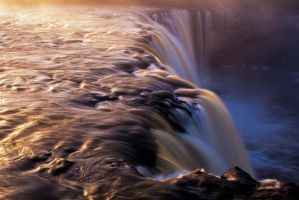 Morning Waterfall by devious99