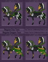 Nordanner Tack Design for Trust My Rage 7982 by SweetLittleVampire