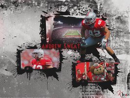 Andrew Sweat Wallpaper by KevinsGraphics