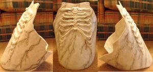 Bone armor do for Fractured LARP by reiaino