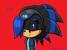 Alpha by Zalehard13