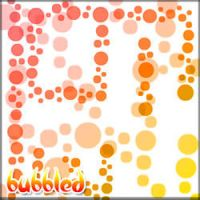 Bubbled Photoshop Brushes by Sunira