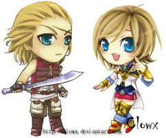 commission:FF12: by clowx
