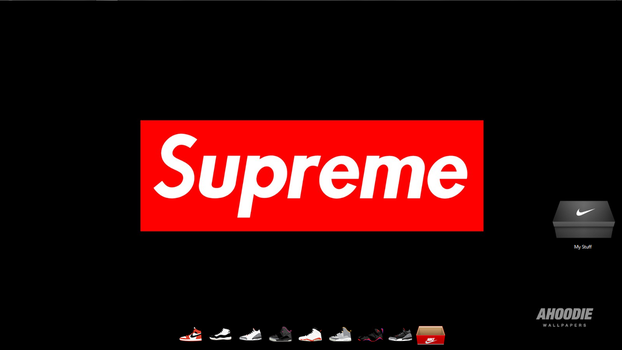 Supreme desktop by RedX08