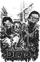 Walking Dead by thisismyboomstick