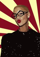 Amber ROSE by beymen0