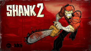 Shank 2 Chainsaw by jeffagala
