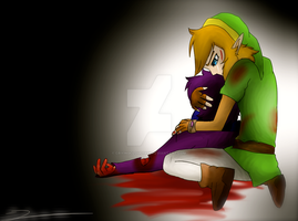 LoZ- Stay by Cryingcloud1999