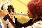 Cosplay :: Free! :: At Least Dry Your Hair Off by furystarcat