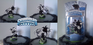 Custom Skylanders Toy:: Gaikotsu RAFFLE PRIZE by Neffertity