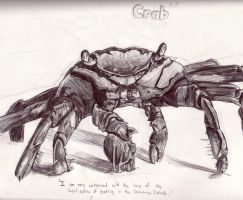Crab by ruggala08