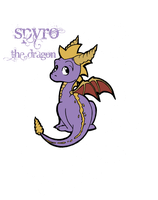 Spyro the Dragon by Xbox-DS-Gameboy