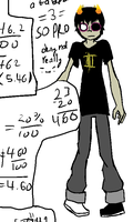 SOLLUX WHY ARE YOU ON MY HOMEWORK AT THIS MOMENT by PalmTreeFromHell