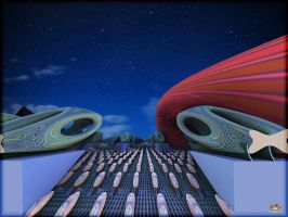 I was thinking to an Homage to Henry Moore by DorianoArt