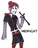 Midnight by Tegaria