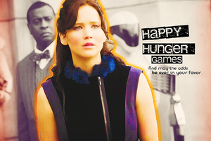 happy hunger games... by WalkingForYou
