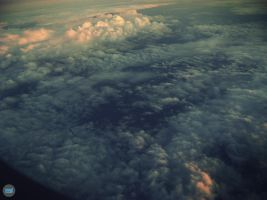 From the Plane 001 by resresres