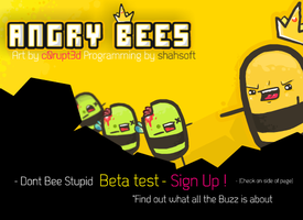 Angry Bee's Beta Testing by C0rupt3d