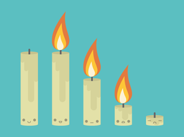 Candles by apparate