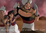 Return of Jafar: Execution by AladdinsFan