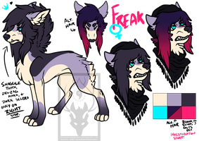 Freak Ref by nebulaebae