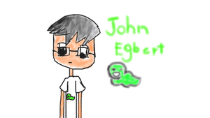 John Egbert by SpinnyTip