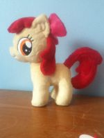 Apple Bloom Plushie by Pinkamoone