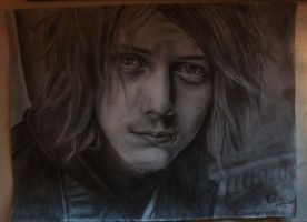 Ben Bruce of Asking Alexandria by comeserenity
