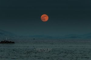 Supermoon by PanosPS