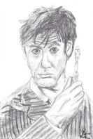 Dr. Who - David Tennant by RoccoBertucci