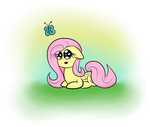 fly, little Butterfly by chibi95
