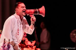 Faith No More: Mike Patton by basseca