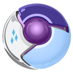 Chrome icon - Rarity by DoctorRarity