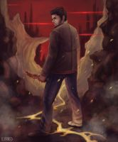 Devil Dean by Luerro