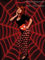 Mary Jane Watson: Love Ya', Tiger! by HarleyTheSirenxoxo