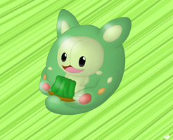 Reuniclus by BoWhatElse
