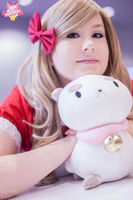 Bee and Puppycat with Global Cosplay 9 by Samii-Doll