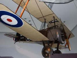 Sopwith Camel N6812 Zeppelin Killer by rlkitterman