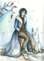 jon snow by soles-of-wind