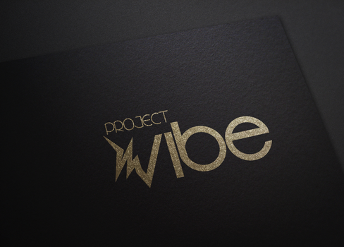Project Vibe logo by PixelKhaos
