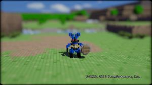 Lucario: 3D Dot Game Heroes by nintendoloz