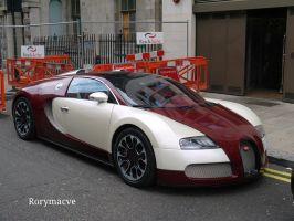 Bugatti Veyron by The-Transport-Guild
